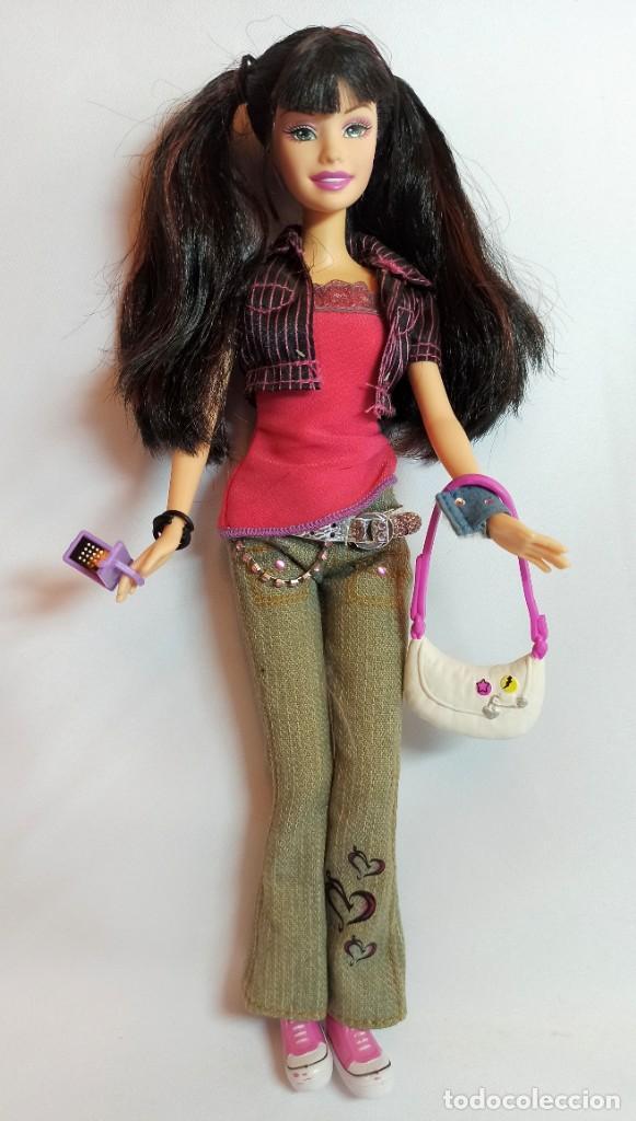 Barbie y Ken: Muñeca coleccion Nº148 Barbie Diaries Courtney 2005 - Foto 2 - 208879303