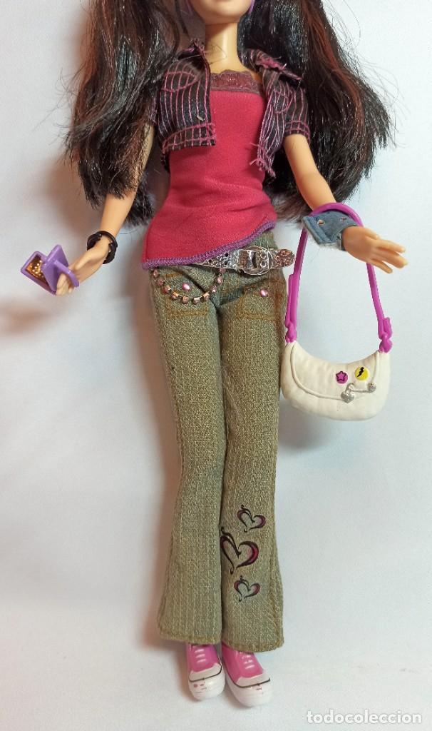 Barbie y Ken: Muñeca coleccion Nº148 Barbie Diaries Courtney 2005 - Foto 3 - 208879303