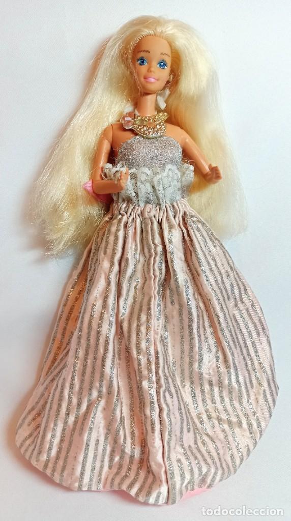 MUÑECA COLECCION Nº167 BARBIE JEWEL SECRETS 1986,SPAIN (Juguetes - Muñeca Extranjera Moderna - Barbie y Ken)