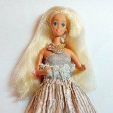 Barbie y Ken: MUÑECA COLECCION Nº167 BARBIE JEWEL SECRETS 1986,SPAIN. Lote 208883877