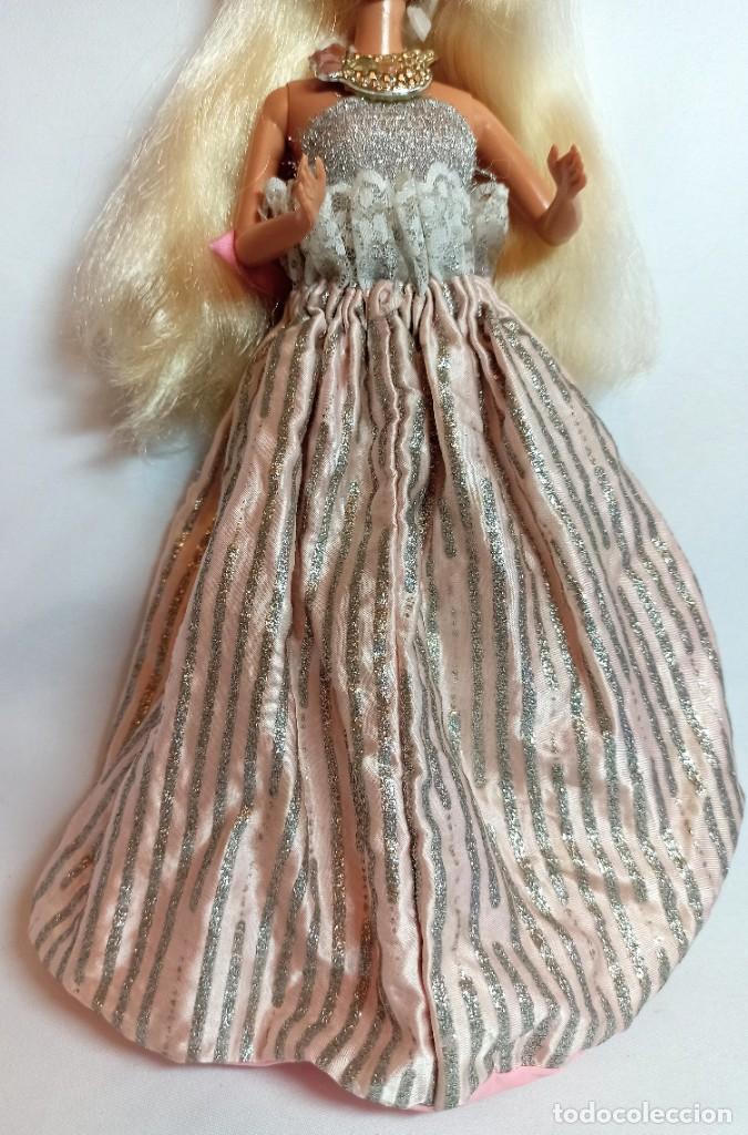 Barbie y Ken: Muñeca coleccion Nº167 Barbie Jewel Secrets 1986,SPAIN - Foto 3 - 208883877