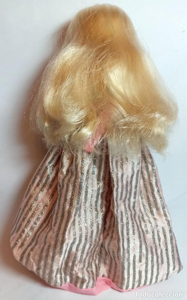 Barbie y Ken: Muñeca coleccion Nº167 Barbie Jewel Secrets 1986,SPAIN - Foto 4 - 208883877