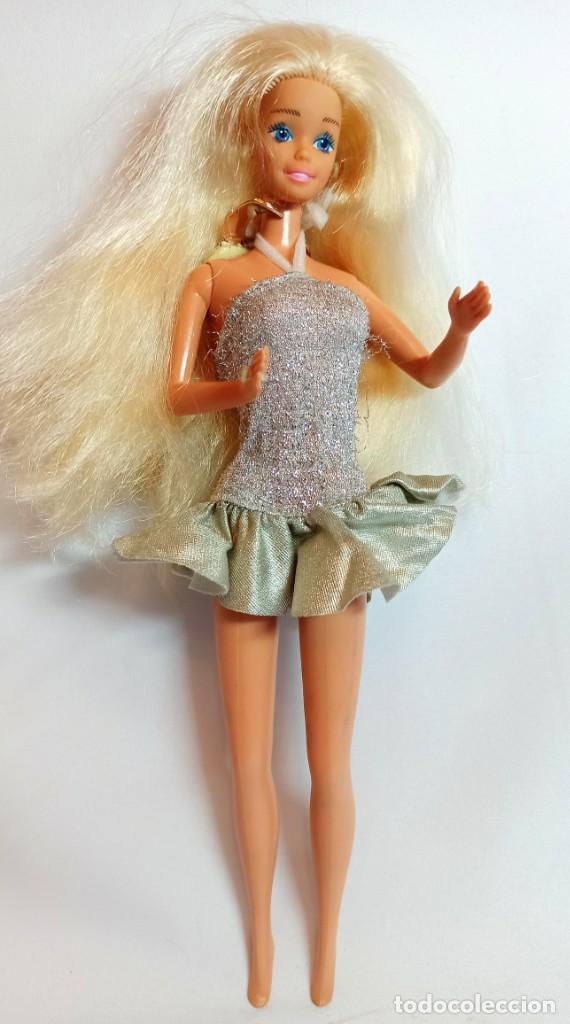 Barbie y Ken: Muñeca coleccion Nº167 Barbie Jewel Secrets 1986,SPAIN - Foto 5 - 208883877