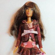 Barbie y Ken: MUÑECA COLECCION Nº182 BARBIE FASHION FEBER 7 DAYS OF STYLE. Lote 209054535