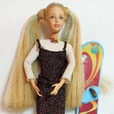Barbie y Ken: MUÑECA COLECCION Nº215 BARBIE TORI GENERACION GIRL PARTY DANCE. Lote 209609513
