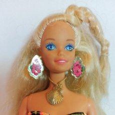 Barbie y Ken: MUÑECA COLECCION Nº219 BARBIE TROPICAL SPLASH 1994. Lote 209610518