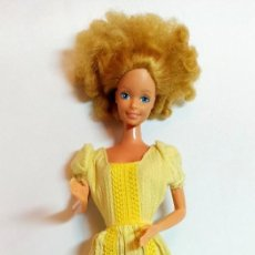 Barbie y Ken: MUÑECA COLECCION Nº223 BARBIE MAGIC CURL 1981. Lote 209612503