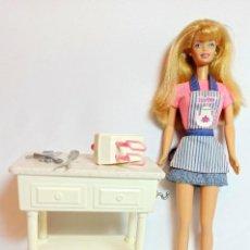 Barbie y Ken: MUÑECA COLECCION Nº247 BARBIE SWEET TREATS 1998. Lote 241848015