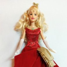 Barbie y Ken: MUÑECA COLECCION Nº254 BARBIE PRINCESA CAROL CHRISTMAS. Lote 209796393