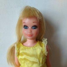 Barbie y Ken: PARTY TIME SKIPPER HERMANA DE BARBIE AÑOS 70 MATTEL VINTAGE. Lote 210447781