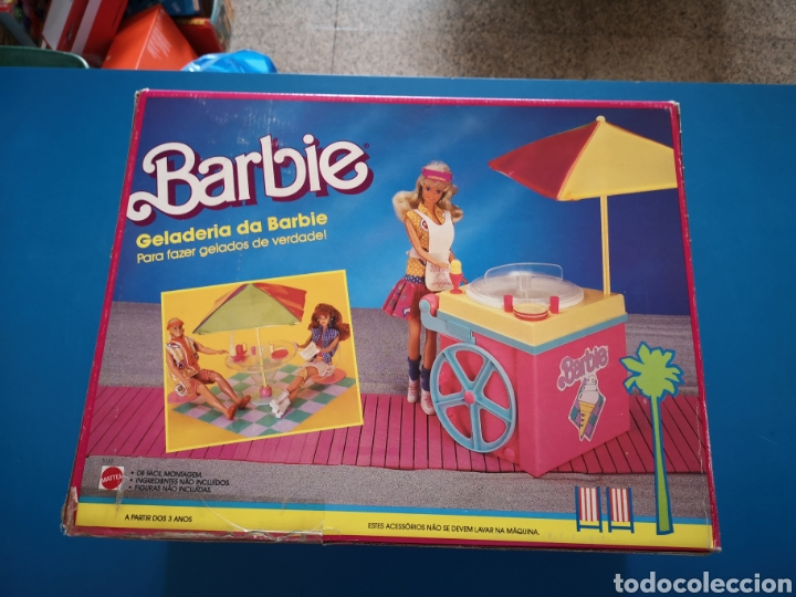 Barbie y Ken: Barbie Heladeria a estrenar - Foto 2 - 211655758