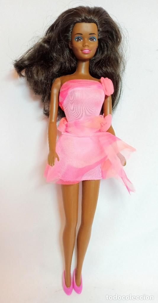 Barbie y Ken: Muñeca Coleccion Nº276 Barbie Woolworth especial expresiones - Foto 2 - 212210080
