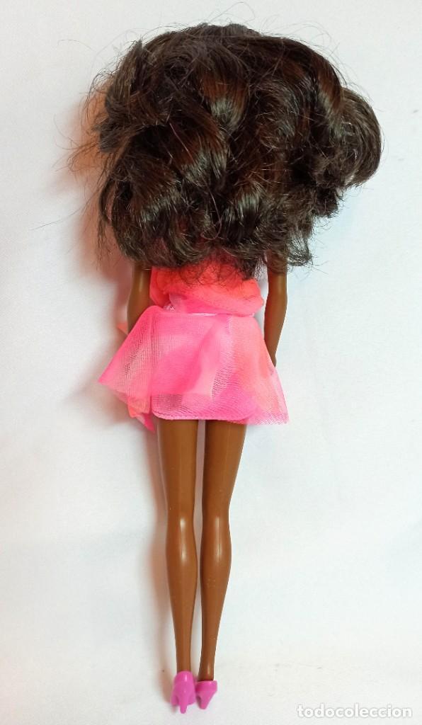 Barbie y Ken: Muñeca Coleccion Nº276 Barbie Woolworth especial expresiones - Foto 4 - 212210080