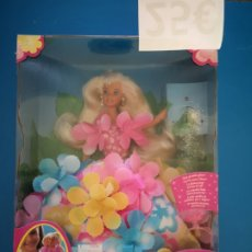 Barbie y Ken: BARBIE FLORES MAGICAS POR ESTRENAR. Lote 212546650