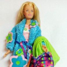 Barbie y Ken: MUÑECA COLECCION Nº284 BARBIE SKIPPER PAJOMA FUN 1999. Lote 212553987