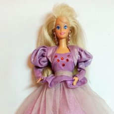 Barbie y Ken: MUÑECA COLECCION Nº295 BARBIE SPARKLE EYES DRESS. Lote 212555511