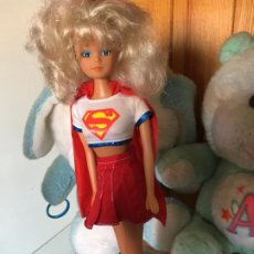 Barbie y Ken: STEFFI LOVE DE SIMBA SUPER GIRL AÑOS 90. Lote 212777483