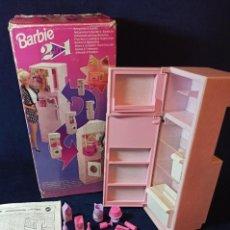 Barbie y Ken: MUEBLES Y COMPLEMENTOS REF:11424 2 IN 1 BARBIE EN CAJA. Lote 212797553