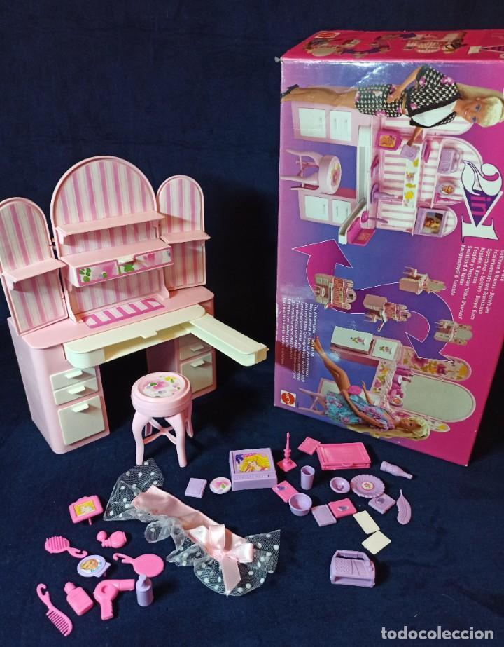 Barbie y Ken: Muebles y complementos Ref:11421 2 in 1 Barbie en caja - Foto 2 - 212797911