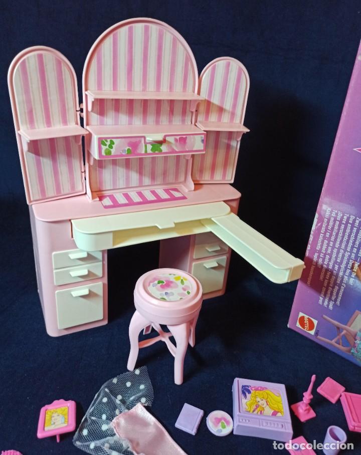 Barbie y Ken: Muebles y complementos Ref:11421 2 in 1 Barbie en caja - Foto 3 - 212797911