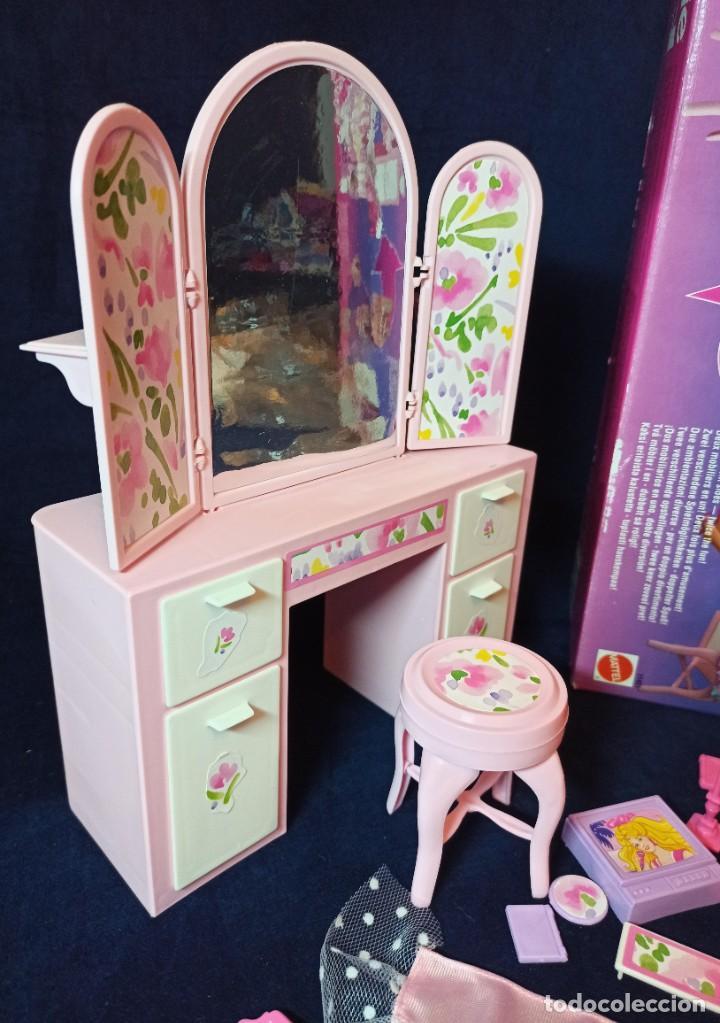 Barbie y Ken: Muebles y complementos Ref:11421 2 in 1 Barbie en caja - Foto 4 - 212797911