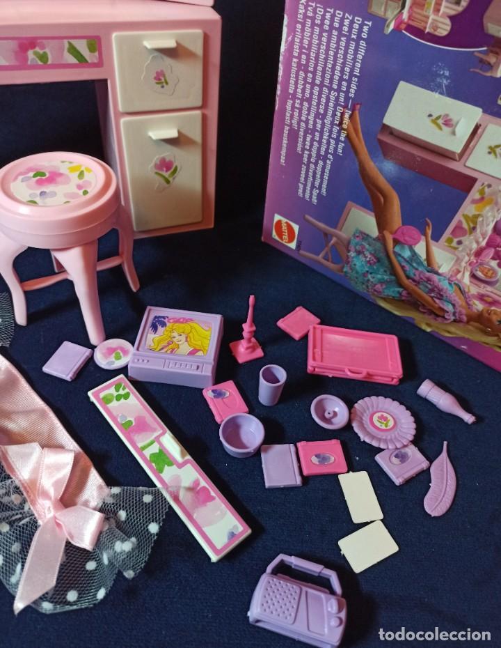 Barbie y Ken: Muebles y complementos Ref:11421 2 in 1 Barbie en caja - Foto 5 - 212797911