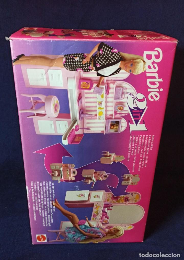 Barbie y Ken: Muebles y complementos Ref:11421 2 in 1 Barbie en caja - Foto 6 - 212797911