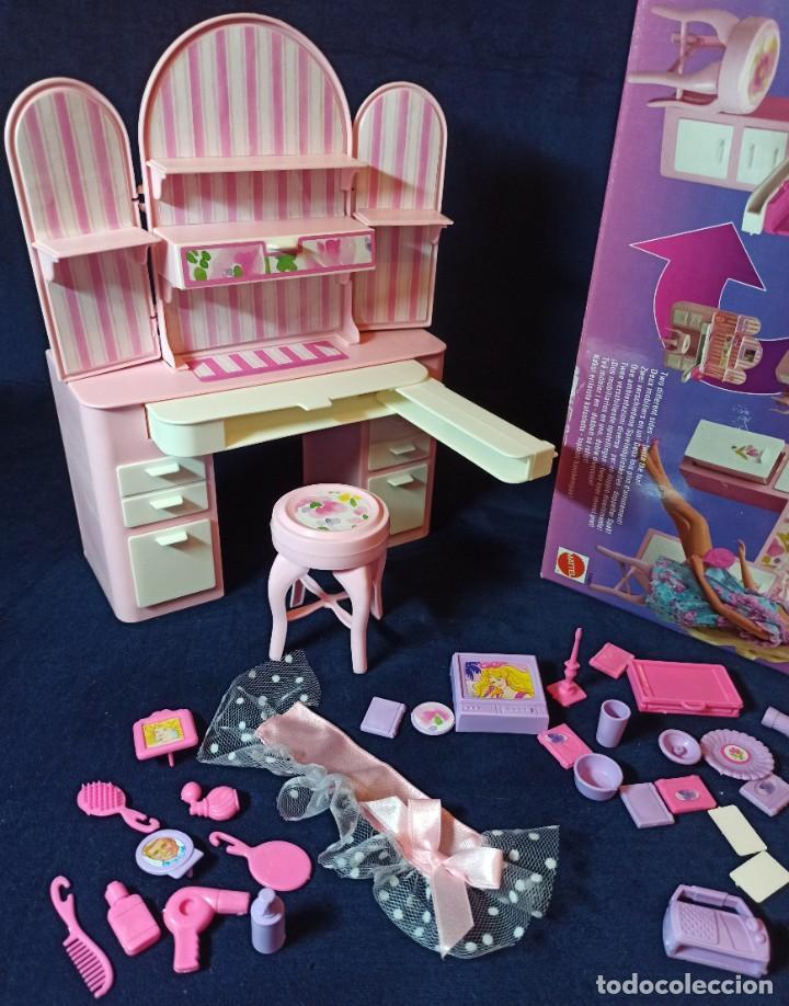 Barbie y Ken: Muebles y complementos Ref:11421 2 in 1 Barbie en caja - Foto 7 - 212797911