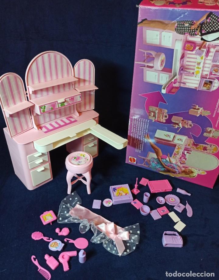 Barbie y Ken: Muebles y complementos Ref:11421 2 in 1 Barbie en caja - Foto 9 - 212797911