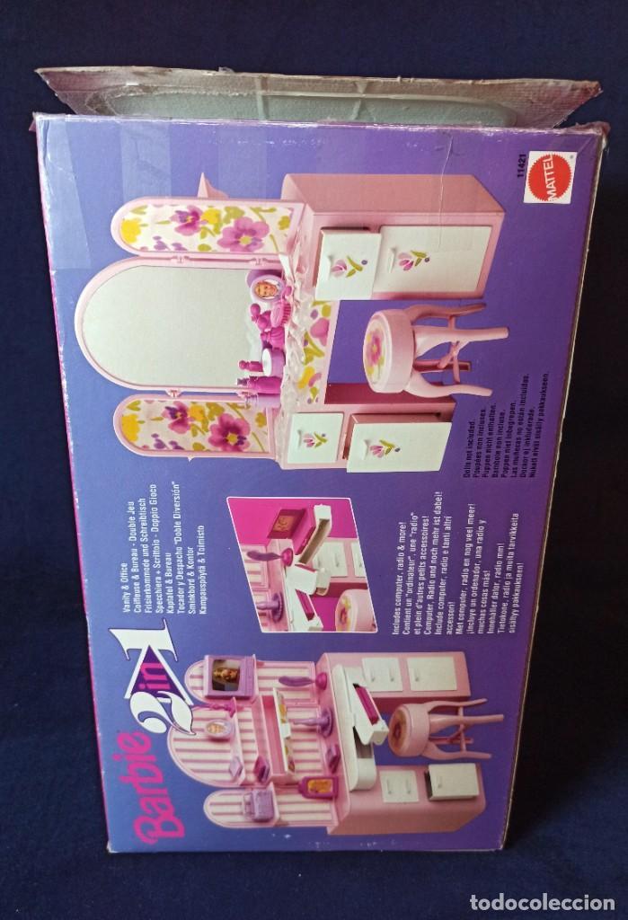 Barbie y Ken: Muebles y complementos Ref:11421 2 in 1 Barbie en caja - Foto 10 - 212797911