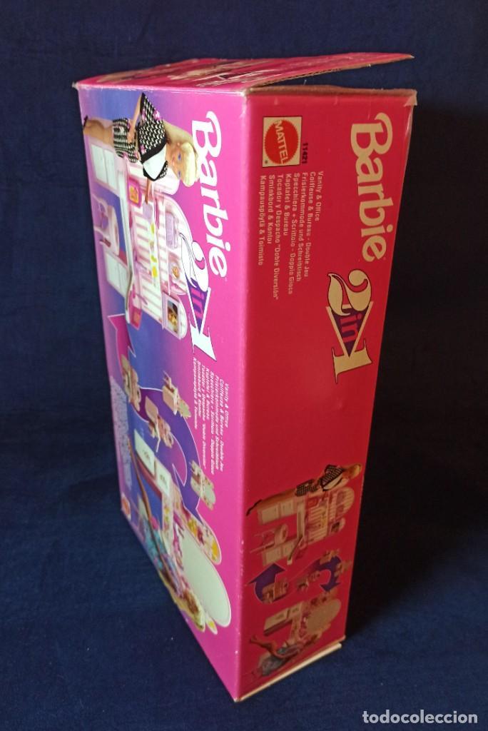 Barbie y Ken: Muebles y complementos Ref:11421 2 in 1 Barbie en caja - Foto 11 - 212797911