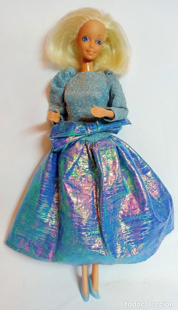 MUÑECA Nº304 BARBIE MOD.LUNA 9146 SPAIN (Juguetes - Muñeca Extranjera Moderna - Barbie y Ken)