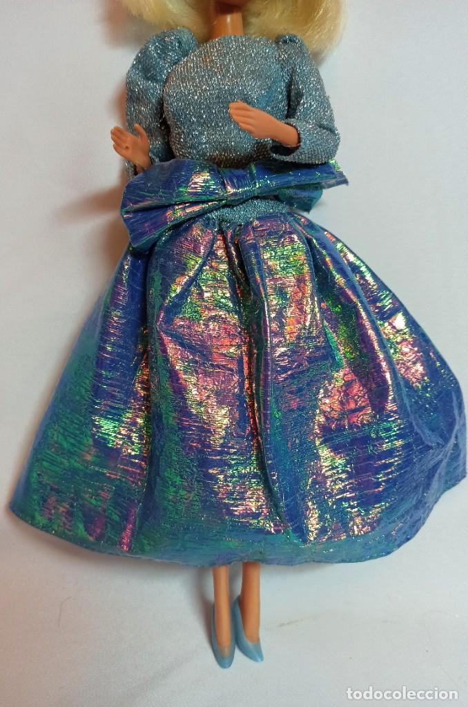 Barbie y Ken: Muñeca Nº304 Barbie Mod.Luna 9146 SPAIN - Foto 3 - 213105330