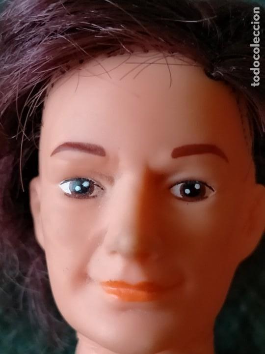 Barbie y Ken: LOTE BARBIE Y KEN. 4 MUÑECOS ARTICULADOS. - Foto 7 - 213128722