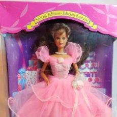Barbie y Ken: MUÑECA Nº328 BARBIE TERESA CUMPLEAÑERA 1994. Lote 213357287