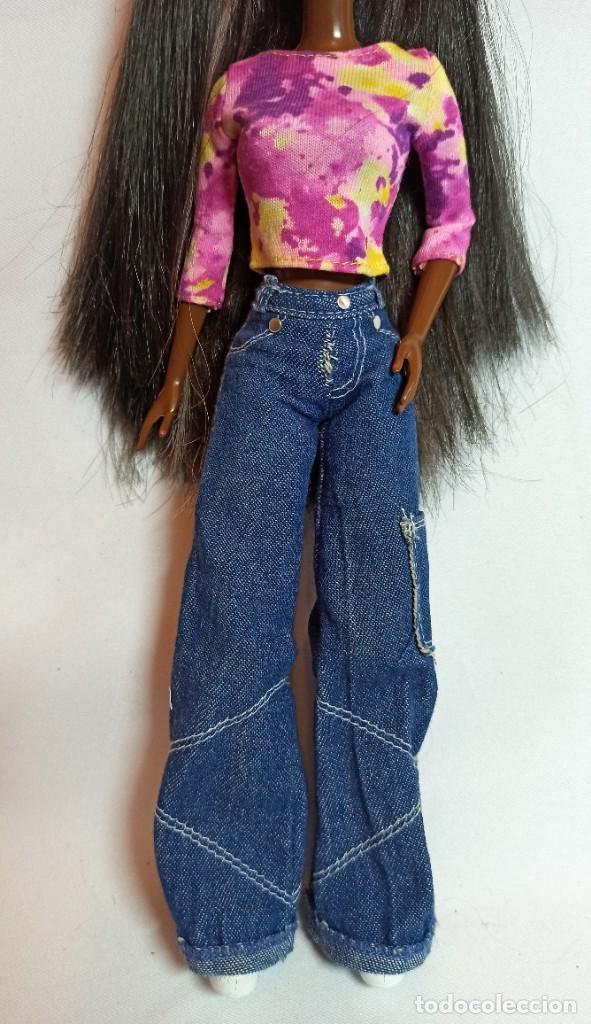 Barbie y Ken: Muñeca Nº336 Barbie Christie Happenin hair 1998 - Foto 3 - 213359238