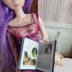 Barbie y Ken: BARBIE O BLYTHE. MINIATURAS 1:6. REVISTA CASA MUÑECAS N. 3 . PAGINAS REALES. CASTELLANO.. Lote 213620743