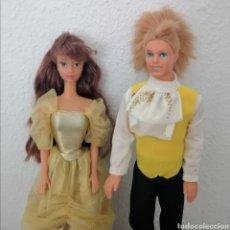 Barbie y Ken: BELLA Y BESTIA. Lote 213699028
