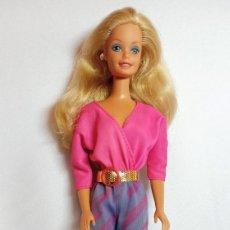 Barbie y Ken: MUÑECA BARBIE Nº367 BARBIE FASHION PLAY ELEGANCE PHILIPINAS 1986. Lote 214215835