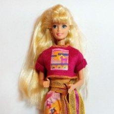Barbie y Ken: MUÑECA BARBIE Nº381 BARBIE ARIZONA SUNCHARM. Lote 214757583