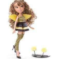 Barbie y Ken: BRATZ JASMINE ABEJA MGA. Lote 214818798