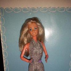Barbie y Ken: ANTIGUA BARBIE SUPERSTAR - MARCADA CONGOST - TODA DE ORIGEN. Lote 214830806