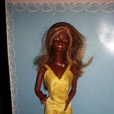 Barbie y Ken: CHRISTIE BARBIE SUPERSTAR NEGRA. Lote 214831546