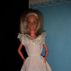 Barbie y Ken: BARBIE SUPERSTAR MARCADA CONGOST EN LA ESPALDA. Lote 228979605