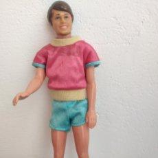 Barbie y Ken: KEN DE MATTEL AÑOS 70, VESTIDO Y FABRICADO EN ESPAÑA. Lote 214905563
