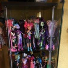 Barbie y Ken: TODOS LOS PERSONAJES DE LA ESCUELA DE LAS MONSTER HIGHT. SE PUEDE PAGAR CON FACILIDADES.. Lote 214948067