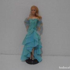 Barbie y Ken: BARBIE DE COLECCION, MOST COLLECTIBLE DOLL IN THE WORLD, CERTIFICADO DE AUTENTICIDAD, 2007 MATTEL. Lote 215071680