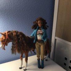 Barbie y Ken: BARBIE AMAZONAS. TODO ORIGINAL Y COMPLETO . AÑO 2003. Lote 215197345