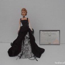 Barbie y Ken: BARBIE DE COLECCION, HEATHER FONSECA, DESINGER SPOTLIGHT, CERTIFICADO AUTENTICIDAD 2003 MATTEL. Lote 215236751