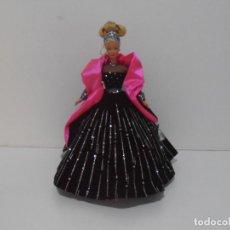 Barbie y Ken: BARBIE DE COLECCION, HAPPY HOLIDAYS SPECIAL EDITION, 1998 MATTEL. Lote 215240060